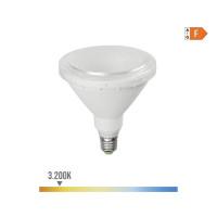 Bombilla par38 led 15w 1200 lumens e27 ip64 3.200k luz calida edm